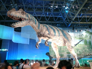 ロック&恐竜