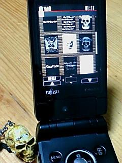 携帯ホムペ更新
