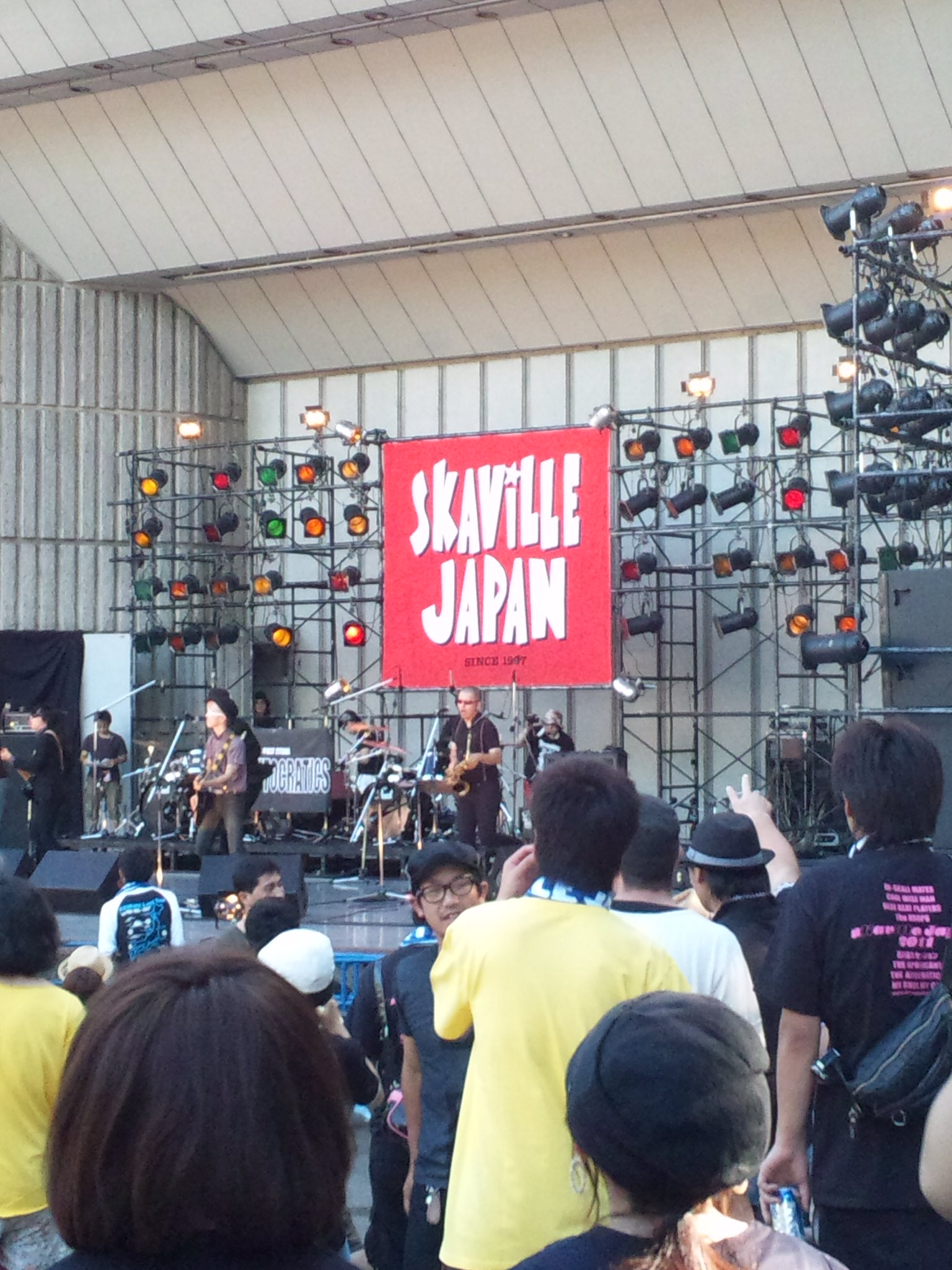 SKAVILLE JAPAN 2011